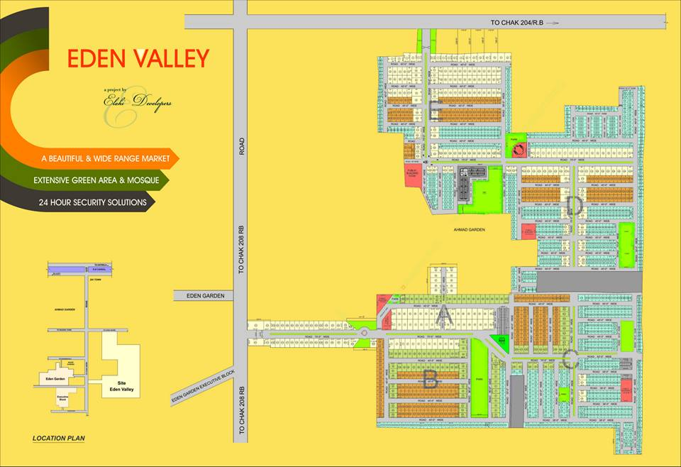 Eden Valley Faisalabad Things you need to know about project  EPZA
