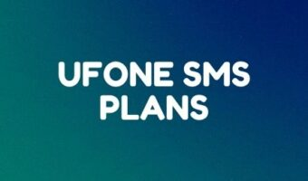 Ufone daily, weekly, and monthly sms plans