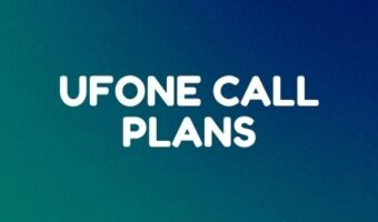 Ufone daily, weekly and monthly call packages